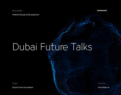 Dubai Future Talks