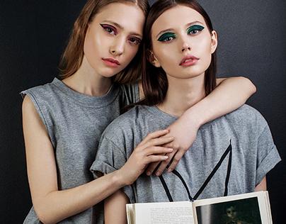 Sister's for Elegant Magazine
