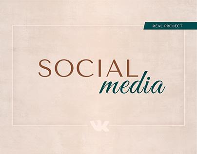 Оформление группы в социальной сети ВК