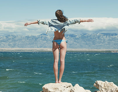 Beauty and the Beach - Fashion & Lifestyle