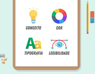 Infográfico - A importância da Identidade Visual
