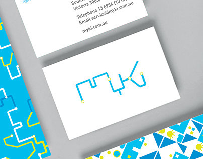 Myki Rebrand: to a more personalised Melbourne