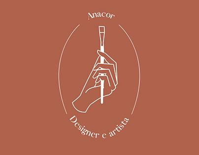 AnaCor l Identidade Visual