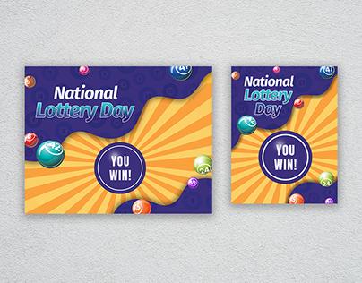 Design Kit - National Lottery Day
