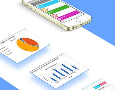 Web application - Metro UI