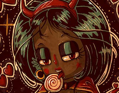 Evil Mariana