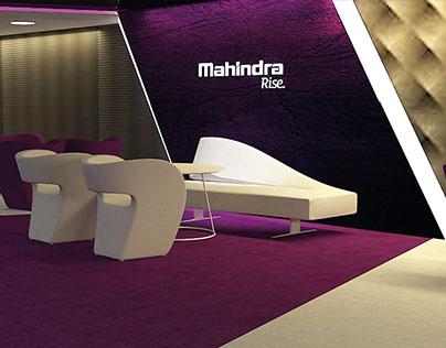 Mahindra : Purple club : Auto Expo 2018