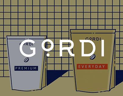 GORDI - COFFEE ADVENTURE