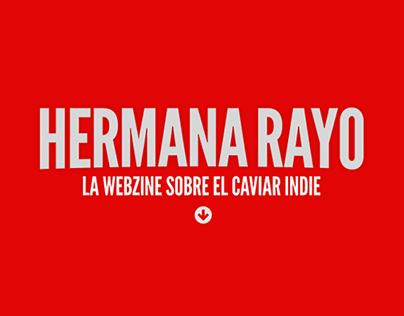 Hermana Rayo Webzine