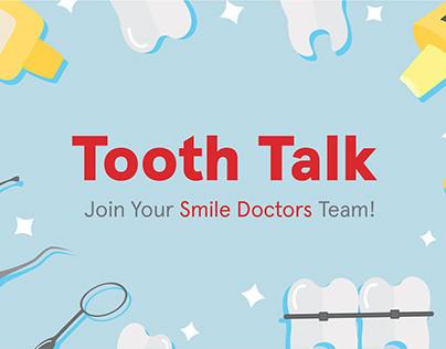 Social Media Posts (Orthodontics)