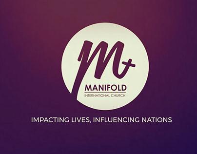Manifold Church Logo Unveil.