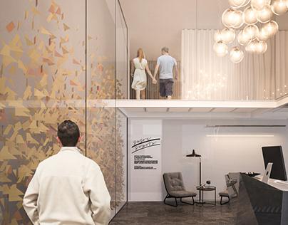 Lobby galerii