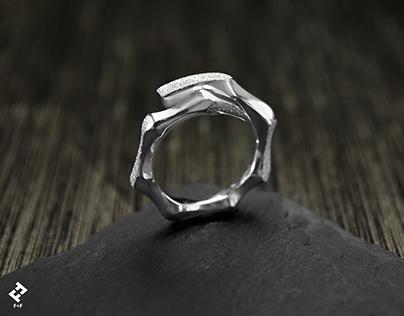 +bamboo・Ring (M)