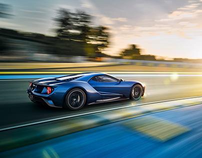 Ford GT Le Mans by Steffen Jahn