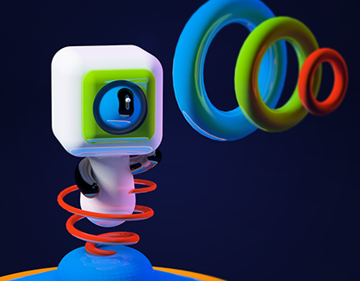 From Another World! | Cinema4D