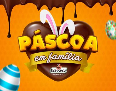 Campanha de páscoa - Brassuco