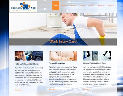 Primary Care Website