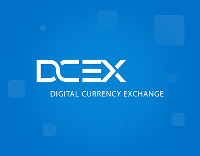 Promo web-site for DCEX (2017)