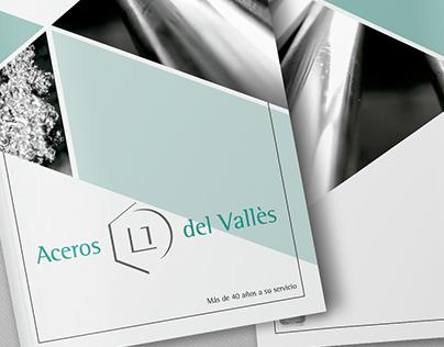 Aceros del Vallés - Product Catalogue