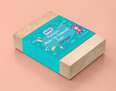 Packaging design for Pinkkis
