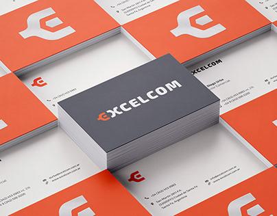 EXCELCOM - Brand design