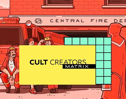 Matrix SoColor Cult Launch