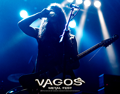 Cough @ Vagos Metal Fest 2017