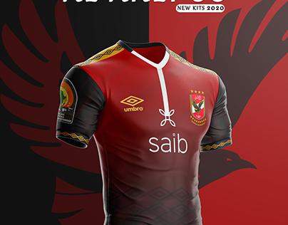 Al AHLY SC Kit Concept