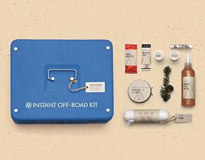 Volkswagen | Instant Off-Road Kit