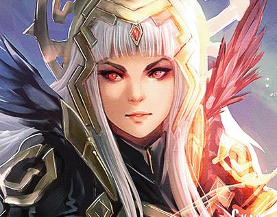 Brave Veronica - Fire Emblem Package - Patreon Content