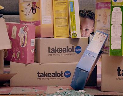 Takealot.com TV stings