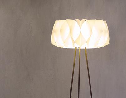 REMBRANDT lamp / industrial design 2011