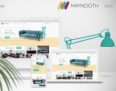 UX   UI - Website & app design - Maynooth Furniture