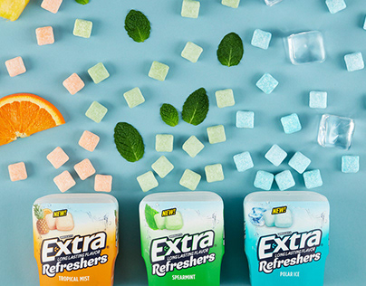 Extra Gum - Give Extra Get Extra