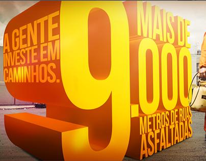 Campanha Prefeitura de Serrinha