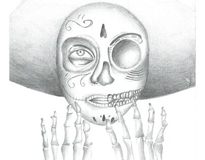 Skeleton Sketch