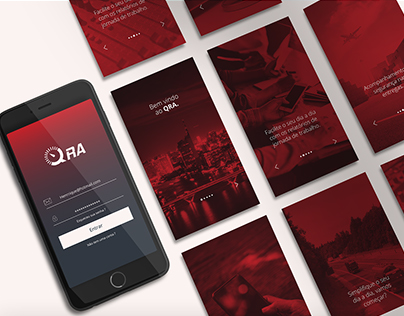 QRA - gamification app