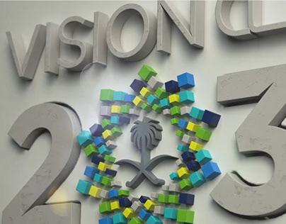 2030 logo _ 3d Animation