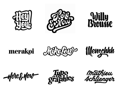Logotypes vol.1