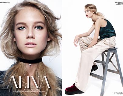 Alina for Jute Magazine