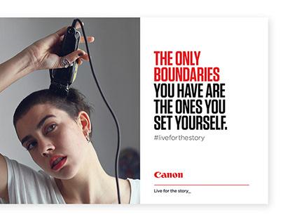 Canon - Brand Campaign