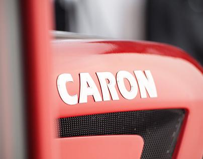 CARON Serie AR-EVO4 630 / ST-EVO4 140 /ST-EVO4 690