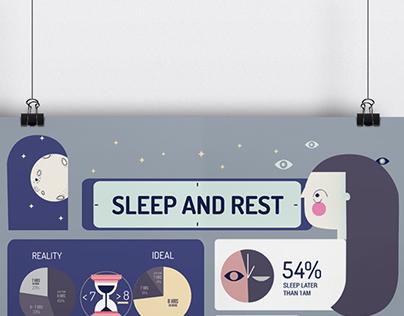 Sleep / INFOGRAPHIC