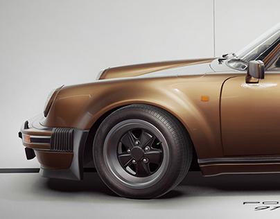 1975 Porsche 911 (930) Turbo