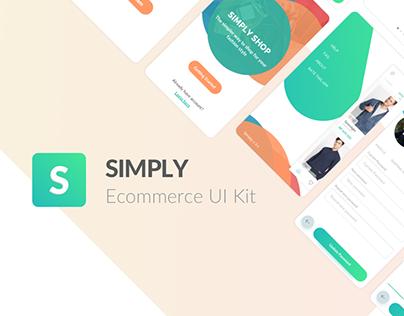 Simply Ecommerce UI Kit