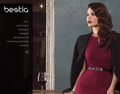 Bestia website