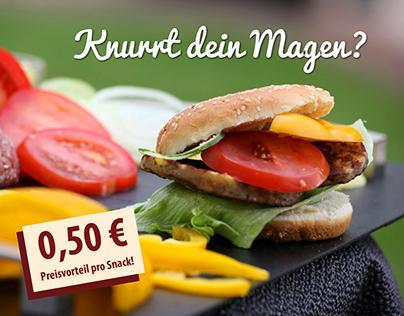 Fleischmarkt Aschara Couponflyer