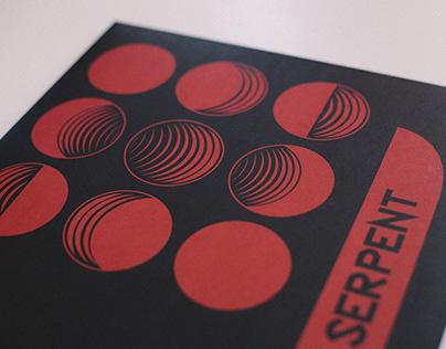 """Serpent """"Lluna Roja"""" LP"""
