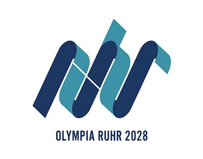 Corporate Design Olympia Ruhr 2028