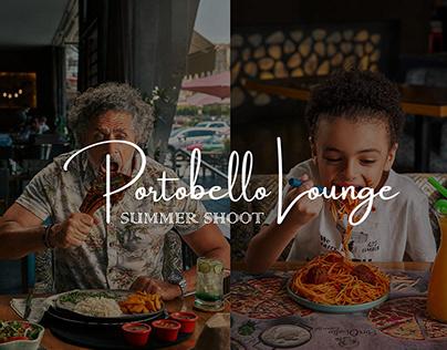 Portobello Lounge: The Family Campaign